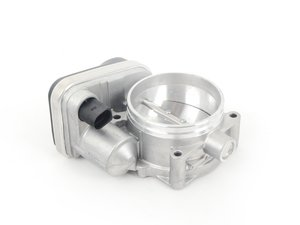 ES#34181 - 13547535308 - Throttle Body - Includes assembly and gasket - Genuine BMW - BMW