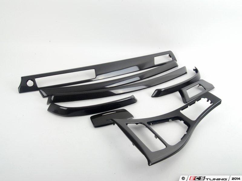 Genuine Bmw 51160416207kt Full Carbon Fiber Interior
