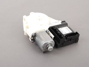 ES#517488 - 8P0959801M - Front Window Motor - Left - Window motor only - Genuine Volkswagen Audi - Audi
