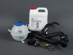 ES#2598214 - 06H121113KT1 - Cooling System Refresh Kit - Level 1 - This entry level kit covers the most common failures in the cooling system - Genuine Volkswagen Audi - Volkswagen