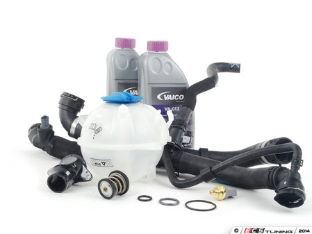 ES#2598215 - 06H121113KT2 - Cooling System Refresh Kit - Level 1 - This entry level kit covers the most common failures in the cooling system - Assembled By ECS - Volkswagen