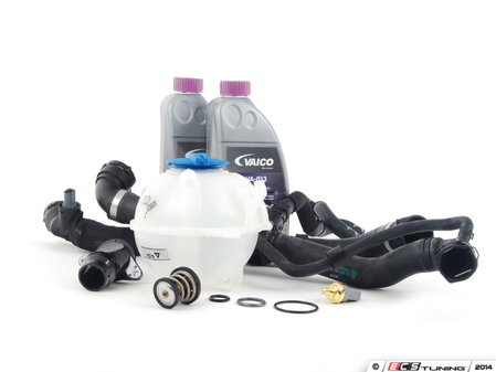 ES#2598217 - 06H121113KT4 - Cooling System Refresh Kit - Level 1 - This entry level kit covers the most common failures in the cooling system - Assembled By ECS - Volkswagen