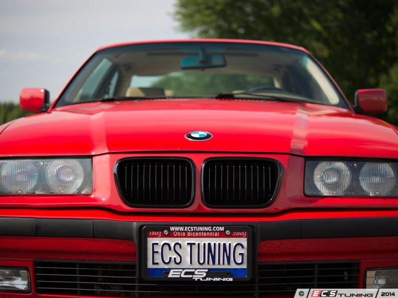Ecs News Bmw E36 3 Series Ecs Blackout Grilles