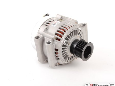ES#2702843 - 12317515030KT - Alternator - 105 Amp Compact - Price includes a $70 refundable core change - Bosch - MINI