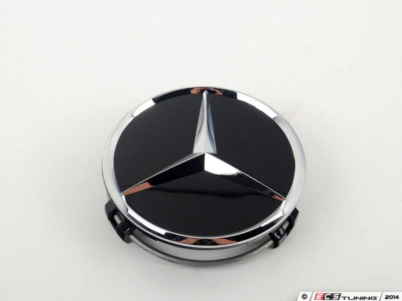 Genuine mercedes benz 66470200 center cap priced each for Mercedes benz black center caps