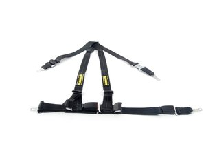 ES#2771777 - SR16120 - Quick Fit Harness - Black - Left - A DOT approved harness that utilizes factory attachment points - Schroth - BMW