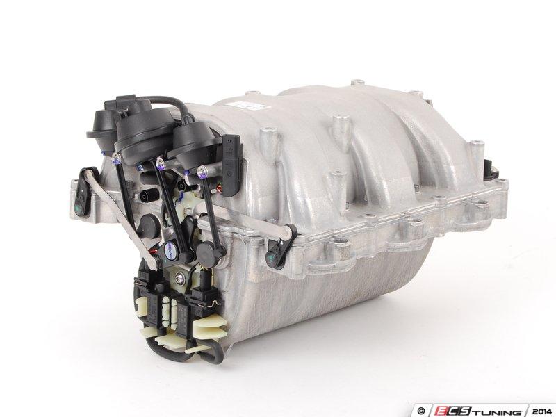 Genuine mercedes benz 2721402401 intake manifold for Mercedes benz m272 engine