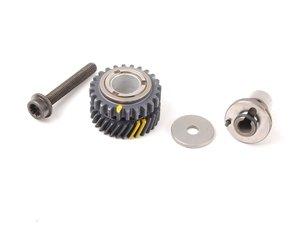 ES#2777187 - 06h103488mKT - Intermediate Shaft Drive Sprocket Repair Kit - Includes intermediate shaft, washer, sprocket, and bolt - Genuine Volkswagen Audi - Volkswagen