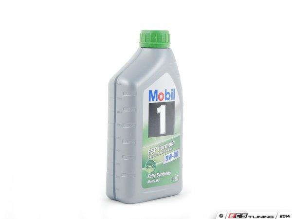 Genuine mercedes benz q1090165 mobil 1 5w 30 esp for Mercedes benz engine oil recommendations