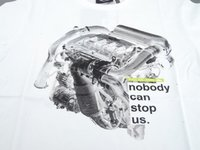 ES#2703635 - 80142338786 - Mens MINI T-Shirt Engine White - XL - MINI engine T shirt - Genuine MINI - MINI