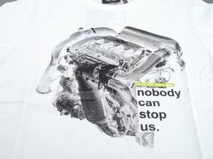 ES#2703635 - 80142338786 - Mens MINI T-Shirt Engine White - XL - MINI engine T shirt - Genuine MINI - MINI