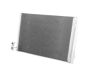 ES#2718543 - 64539229022 - Air Conditioning Condenser - Replacement condenser to keep your A/C working - Mahle-Behr - BMW