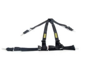 ES#2771824 - sr16690 - Quick Fit Harness - Black - Right - A DOT approved harness that utilizes factory attachment points - Schroth - BMW