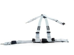 ES#2771719 - SR16669 - Quick Fit Harness - Silver - Right - A DOT approved harness that utilizes factory attachment points - Schroth - Audi Volkswagen