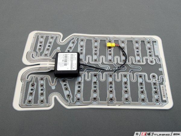 Genuine mercedes benz 2098209510 seat occupancy sensor for Mercedes benz baby seat