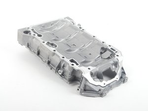ES#3140203 - 06J103603BD - Oil Pan - Upper - Replace your leaking or cracked pan - Genuine Volkswagen Audi - Audi Volkswagen