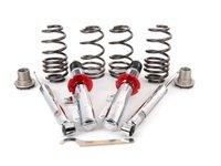 """ES#2776920 - 11505080-1 - Koni 1150 Series Coilover Kit - Adjustable Dampening - 1150-5080-1 - Average lowering of up to 2.4"""" F, 2.0"""" R - Koni - Audi Volkswagen"""
