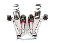 ES#2777251 - 11505083 - Koni 1150 Series Coilover Kit - Adjustable Dampening - Set your vehicle low and tight for optimal performance. Adjustable damping for all kinds of driving conditions - Koni - Volkswagen