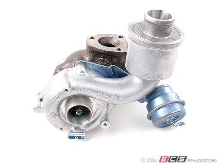 ES#476454 - 06A145713D - K03 Sport Turbocharger - Complete assembly includes the turbo and exhaust manifold - BorgWarner - Audi Volkswagen