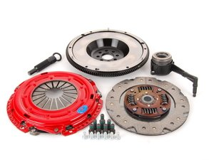 ES#3098765 - ktsifhdofeKT - Stage 2 Endurance Clutch Kit - Designed for track use while still streetable. Conservatively rated at 450ft/lbs. - South Bend Clutch - Audi Volkswagen