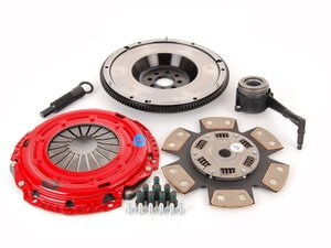 ES#3098768 - ktsifssdxdbKT - Stage 3 Drag Clutch Kit - Designed for dedicated drag or drift cars. Conservatively rated at 575+ft/lbs. - South Bend Clutch - Audi Volkswagen