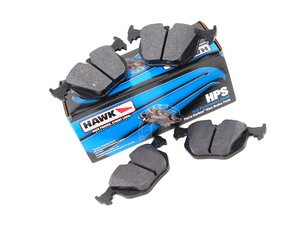ES#11550 - hb362f.642 - Rear HPS Performance Pad Set - One of the best-selling all around brake pads - Hawk - BMW