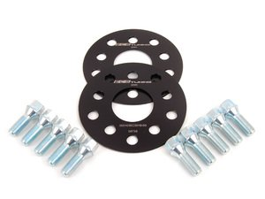 ES#2568225 - ECS10152KTWBC -  ECS Wheel Spacer & Bolt Kit - 3mm With Conical Seat Bolts - Includes everything you need to install spacers on two wheels - ECS - Audi Volkswagen