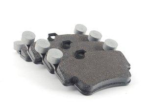 ES#2535602 - 99735193906 - Front Brake Pad Set - Set of brake pads - Textar - Porsche