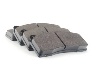 ES#1305710 - HB193N.670 - rear HP Plus Compound Performance Brake Pad Set - High performance street pad, that's also at home on the race track! - Hawk - Audi