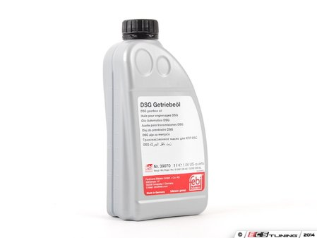 ES#2771388 - G052182A2 - DSG Transmission Oil - 1 Liter - DSG Transmissions require service every 40k miles, 6 Liters per application - Febi - Audi Volkswagen Porsche