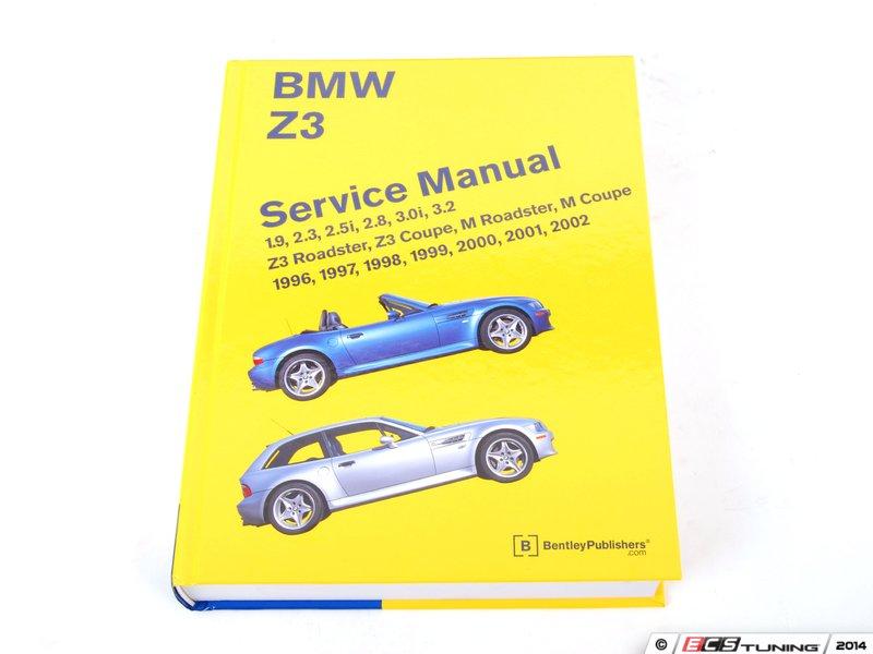 Ecs News Bentley Publishers Service Manuals Bmw Z3