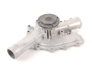 ES#2777672 - 275200010188KT - Remanufactured Water Pump - Price includes a refundable $51.41 core charge - Genuine Mercedes Benz - Mercedes Benz