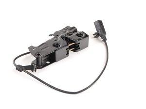 ES#3180281 - 8K0823509G - Hood Latch/Lock - Lower Position - Includes micro switch - Genuine Volkswagen Audi - Audi