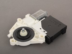 ES#459694 - 8P4959802D - Rear Window Motor - Right - Window motor only - Genuine Volkswagen Audi - Audi