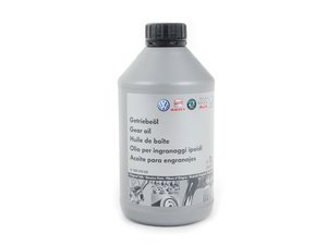 ES#465399 - G052512A2 - Manual Transmission Fluid - 1 Liter - Check your owners manual for service intervals (GL-4 spec) - Genuine Volkswagen Audi - Volkswagen
