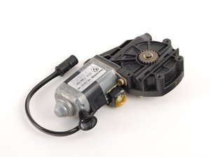 ES#93977 - 51331386987 - Window Motor - left - Restore power and funtion to your electric windows - Genuine BMW - BMW