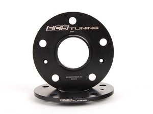 ES#2855674 - 001366ecs08KT2 - ECS Wheel Spacers - 8mm - One pair of wheel spacers without lug bolts - ECS - Porsche