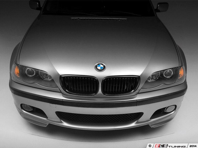 ecs news bmw e46 3 series exterior performance. Black Bedroom Furniture Sets. Home Design Ideas