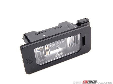 ES#175054 - 63267165646 - License Plate Light Assembly - Priced Each - 2 Required per application - Genuine BMW - BMW