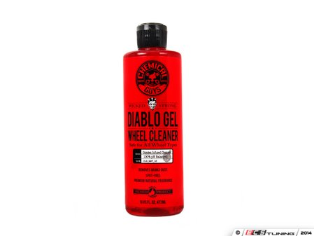 ES#2619206 - CLD99716 - Diablo Gel Wheel Cleaner - 16oz - Safely and easily lifts dirt and contaminants without any scrubbing - Chemical Guys - Audi BMW Volkswagen Mercedes Benz MINI Porsche