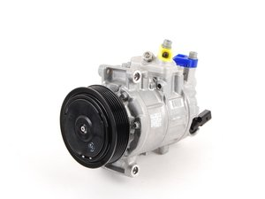 ES#316825 - 1K0820808A - A/C Compressor - Brand new unit without core charge - Genuine Volkswagen Audi - Audi Volkswagen