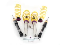 ES#2777196 - 18010039KT - KW Street Comfort Coilovers - Street Comfort coilovers offer sport handling with adjustable ride height - KW Suspension - Volkswagen