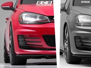"ES#2779804 - flushKT - GTI Flush Kit - Black Bolts - Bring your stock wheels to the ""flush"" position - ECS - Volkswagen"
