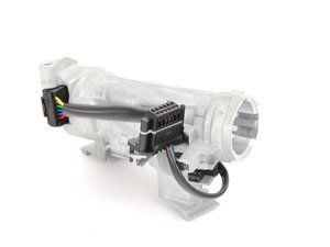 ES#318091 - 1K0905841 - Ignition Switch With Housing - Activates the main electrical systems in the vehicle - Genuine Volkswagen Audi - Audi Volkswagen