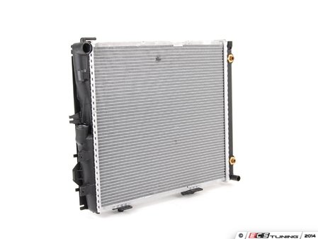ES#2784684 - 1245009003 - Radiator  - Ensure proper cooling for your engine with a new radiator - Behr - Mercedes Benz