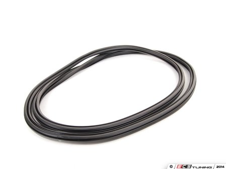 ES#92812 - 51311962985 - Windshield Glass Seal - Weatherstripping that surrounds the front windshield - Genuine BMW - BMW