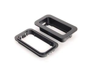 ES#126666 - 51497004896 - Trunk Frame - Used in the lower trunk lid trim panel - Genuine BMW - BMW