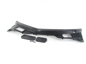 ES#2762309 - 51719808095KT - Windshield Cowl Cover Kit - R60,R61 - Connects below the windshield on the cowl - Genuine MINI - MINI