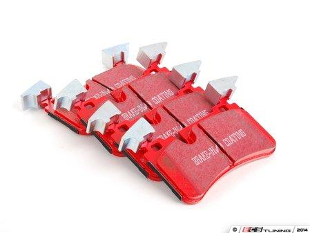 ES#2070753 - DP31839C - Rear Redstuff Ceramic Performance Brake Pad Set - High performance street pad featuring Kevlar technology - EBC - Mercedes Benz