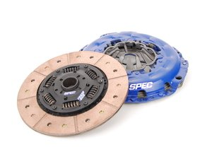 ES#2779628 - SA303H-3 - Stage 2+ Clutch Kit - Features a full faced, multi-friction disc with a torque rating of 490ft/lbs - Spec Clutches - Audi